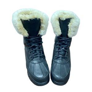 Lauren Ralph Lauren Quinta Duck Boots Size 7